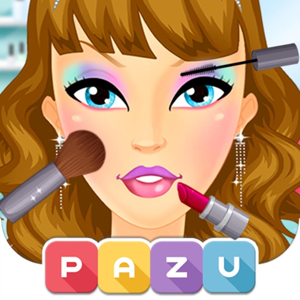 makeup girls makeupgame voor kinderen van pazu in