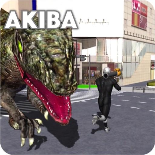 Akiba Saurus FREE iOS App