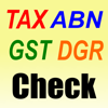 Tax ABN GST DGR Check