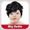 Insta Wig Studio - Hair Editor Booth to Design Hairstyle plus Change Color Effects