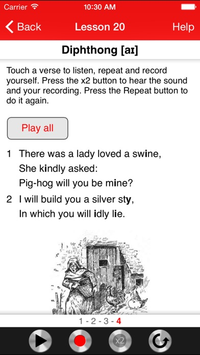 download Get Rid of your Accent UK1 appstore review