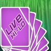 Hi-Lo LIVE Casino Card Blast Pro - New card betting game
