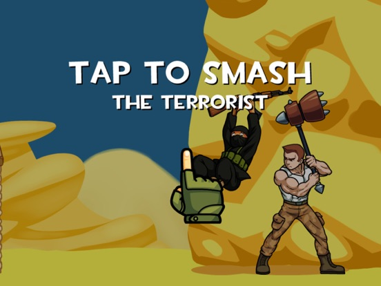 Smash a Terrorist Screenshot