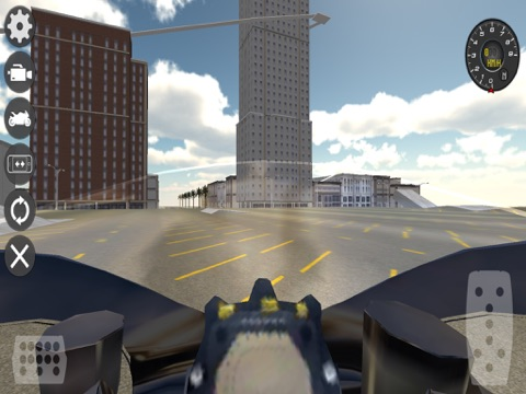 Screenshots of Fast Motorcycle Driver for iPad