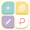 Pastel Calculator FREE - Cute Calculator Themes Design with Double Calculator Note Browser and Widget