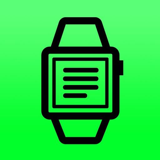 Prompter Watch ~カンペ ウォッチ~