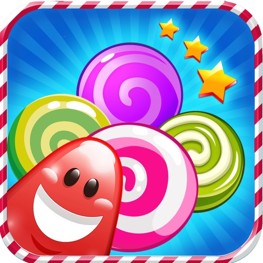 Cand Mania Blitz- The Best Free Match 3 Game for kids and girls iOS App