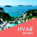Hvar Island Offline Travel Guide icon