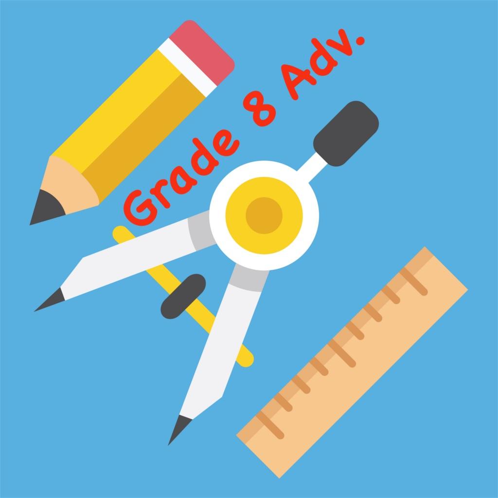 EZ Geometry Grade 8 Advanced