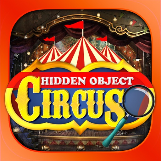 Circus Hidden Object - Free Game For Kids And Adults iOS App