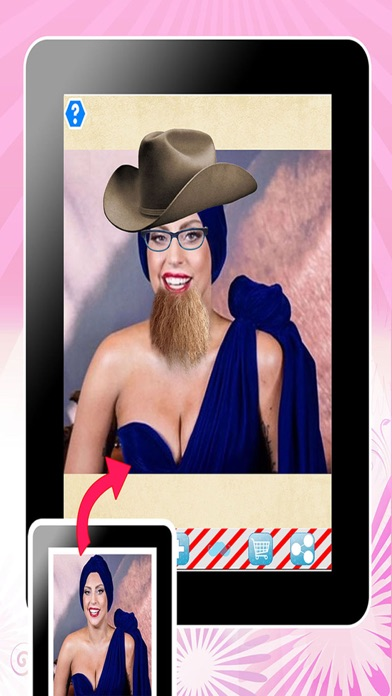 download A¹ M Funny makeup editor -- ugly selfie photo booth for happy father's day apps 4