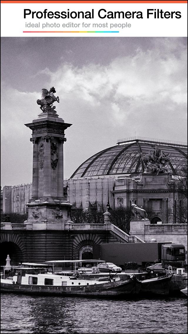 download Noir - Photo Editor & Blender apps 2