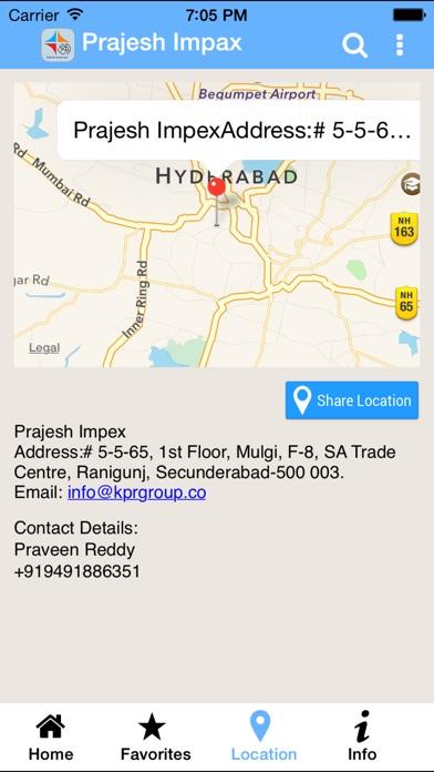 download Prajesh Impax apps 2