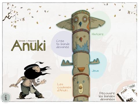 Anuki screenshot 1