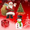 SOWJANYA ALLA - Christmas Emoji + Animated Emojis  artwork