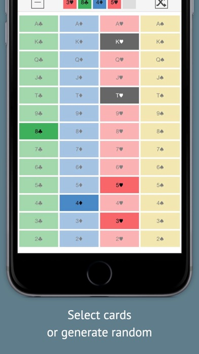 download Poker calculator TakeEV apps 0