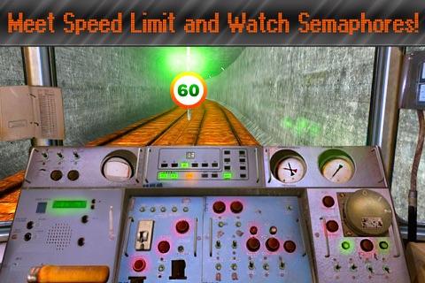New York Subway Train Simulator 3D screenshot 3