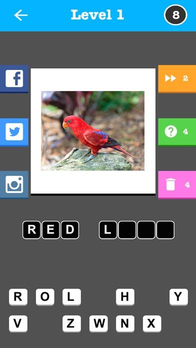 Птица Общая - Слово Викторина игрыСкриншоты 1