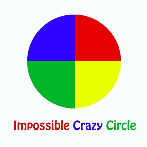 Impossible Crazy Circle iOS App