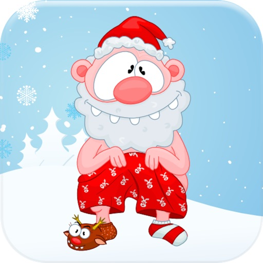 Santa Dress-Up iOS App