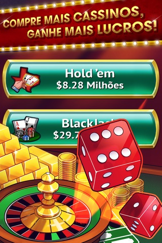 Tap It Big : Casino Empire screenshot 4