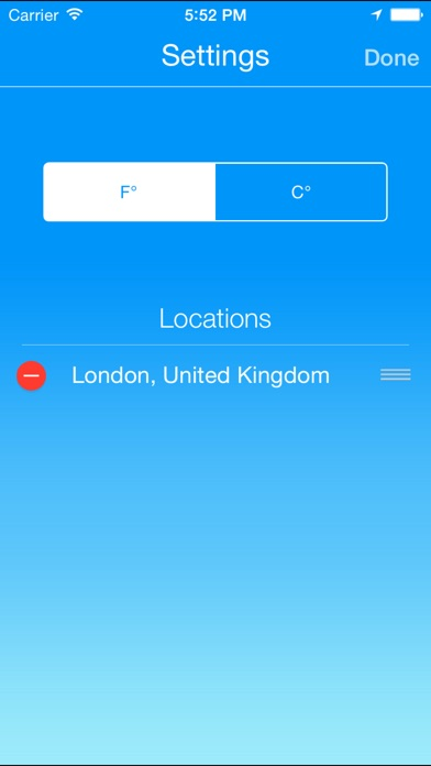download Weather FC° apps 2