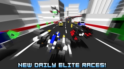 Screenshots of Hovercraft - Build Fly Retry for iPhone