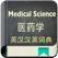 医药学英汉汉英词典