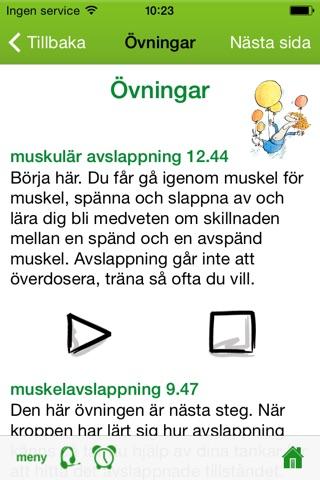 Muskulär Avslappning screenshot 3