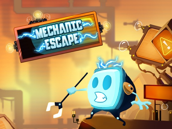 Mechanic Escape на iPad