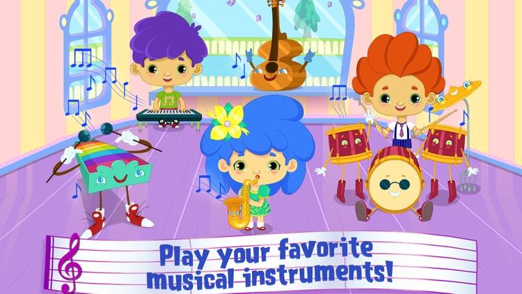Cutie Patootie - Happy Music School! by Kids Games Club by TabTale