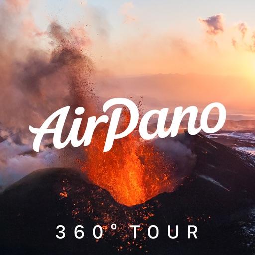 漫游火山:Volcano 360°