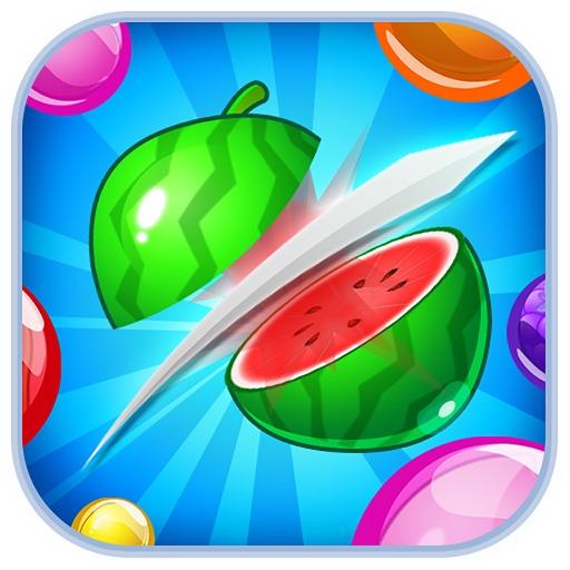 Fruit Bubble Splash iOS App