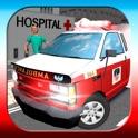 Ambulance Simulator 2014 3D - Final Emergency Free Game icon