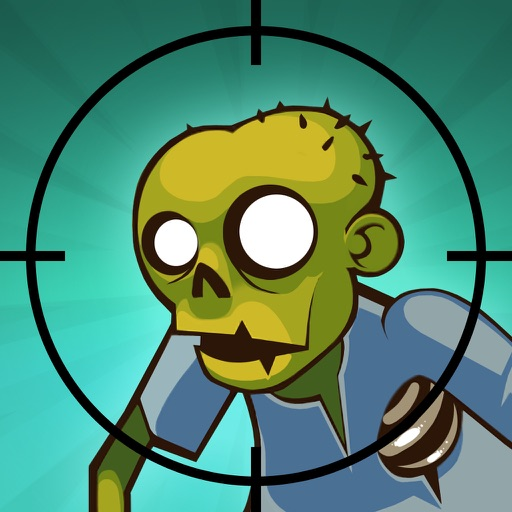 Stupid Zombies: Gun shooting fun with shotgun, undead horde and physics iOS App