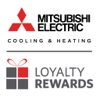 Mitsubishi Electric Loyalty Rewards
