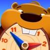 Tick Tack Zeit: Lerne die Tages-und Uhrzeiten