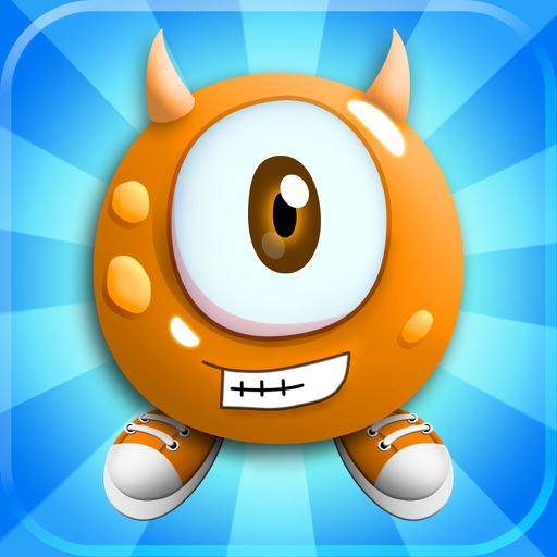 Monster Heroes - Monster, Fruit, Christmas, Animal Matching Game For iPad iOS App