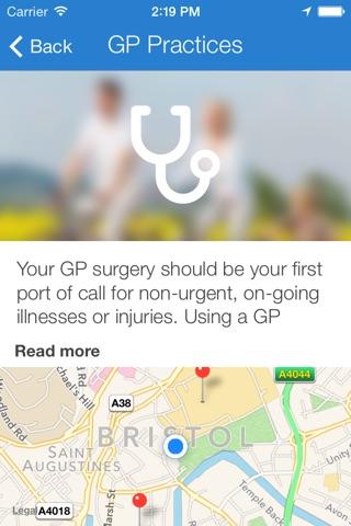 South Gloucestershire Service Finder screenshot 3