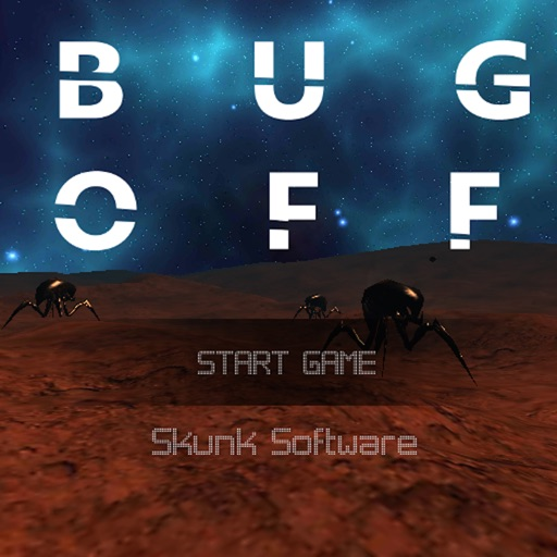 Bug Off (The Failed Mission to Mars) iOS App