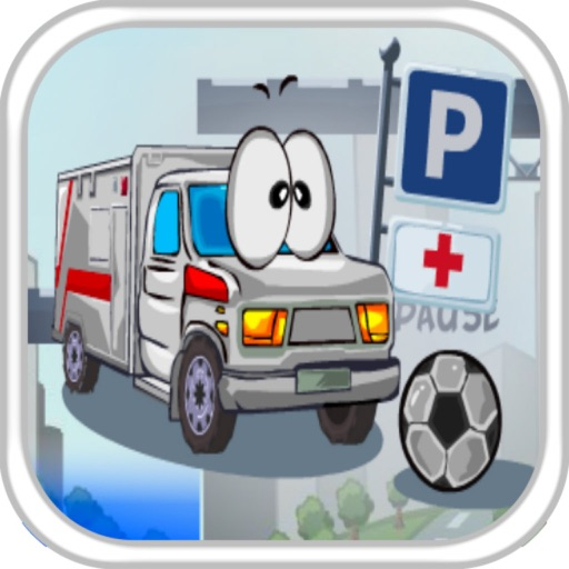 Cart Toons Vehicles 3 iOS App