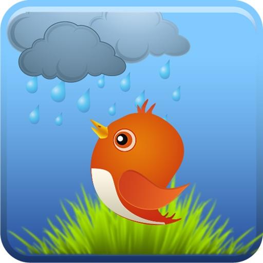 Raindrop Dodger iOS App