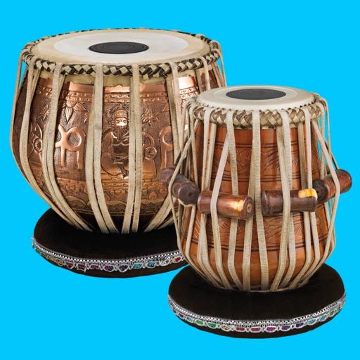 The royalty free tabla loops