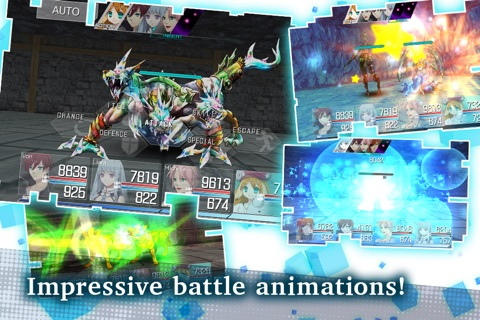RPG Tears Revolude screenshot 2