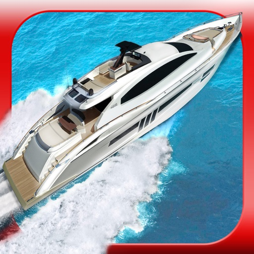 3D 船停车和驾驶游戏免费 – Yacht Boat Parking Game