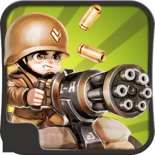 Battle Defense iOS App