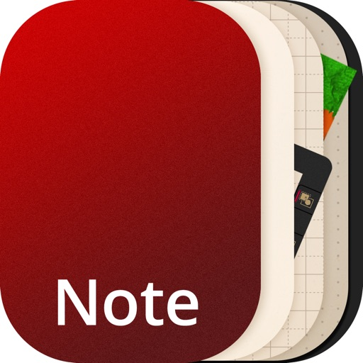 NoteLedge Premium - Take Notes, Memo, Audio and Video Recording