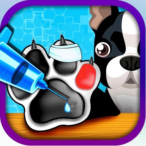 Pet Vet Foot Doctor iOS App