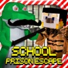 SCHOOL - PRISON ESCAPE: Hunter Survival Mini Game with Multiplayer