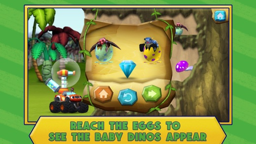 Blaze: Dinosaur Rescue Screenshots